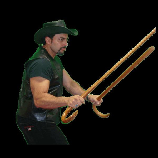 american cane self defense - developing cane power