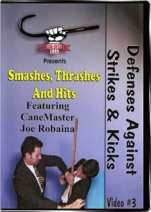 american cane self defense dvd 3 smashes thrashes and hits