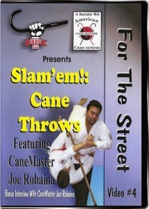 american cane self defense dvd