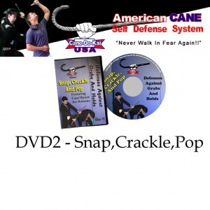 Cane Self Defense DVD 2