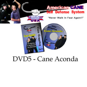 ACSD Cane Self Defense DVD 5