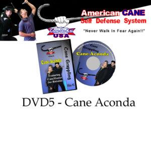 ACSD Cane Self Defense DVD 5