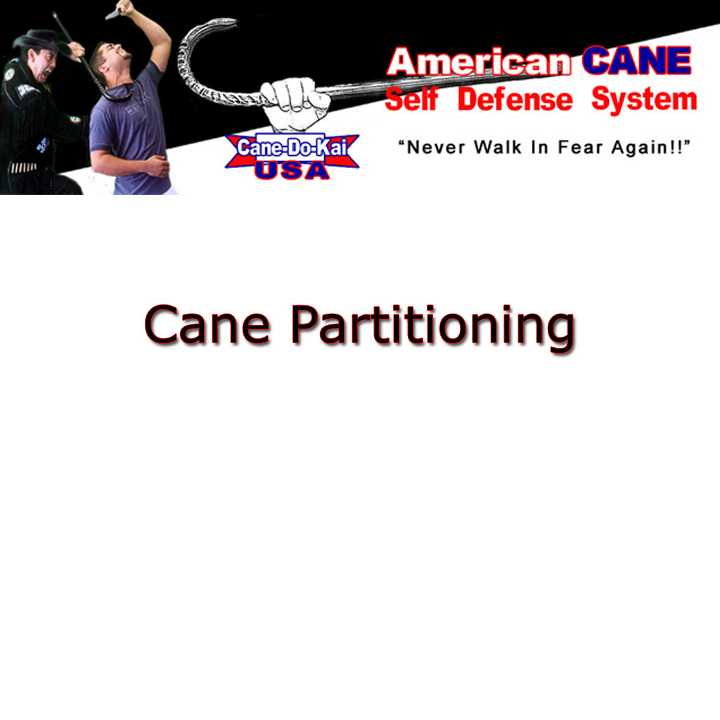 How to Partition the Cane