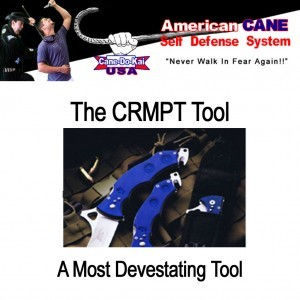 The CRMIPT – The Most Devastating Self-Defense Tool In Your Box!!!