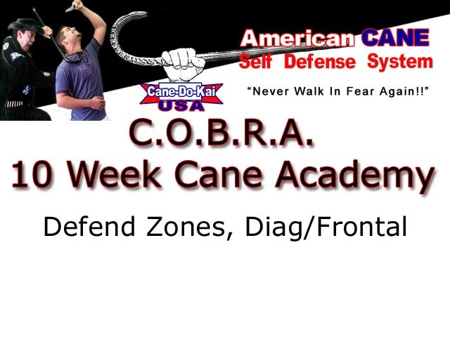 Defend Zones – Frontal – Diagnoal
