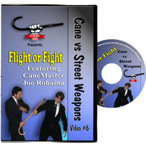 cane-self-defense-dvd-fight-or-flight-joe-robaina-american-cane-self-defense