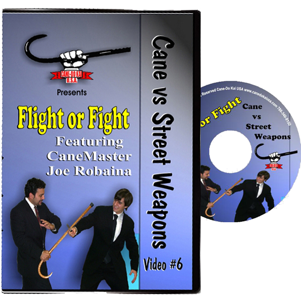 cane-self-defense-dvd-fight-or-flight-joe-robaina-american-cane-self-defense