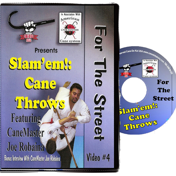 Cane Self Defense Online Trainnig: www.CaneSelfDefenseUniversity.com