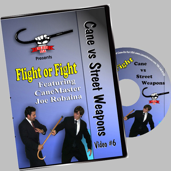 Cane Self Defense DVDs